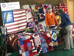 Quilts for Heroes 2016